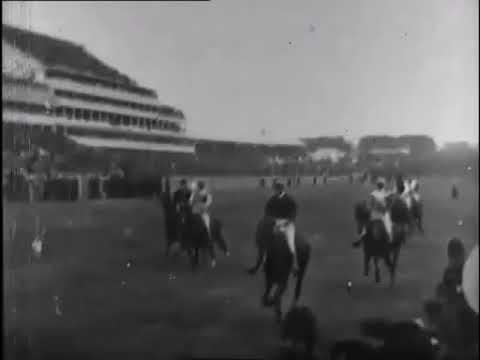 競馬】1896年 英ダービー ゴール...